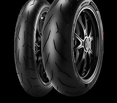 Pirelli Diablo Rosso 3 uus mootorratta rehvid