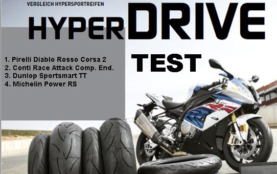 Mootoratta rehvid test 2018