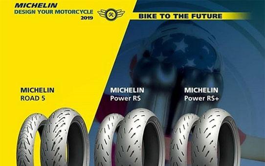 Michelin moto rehvid